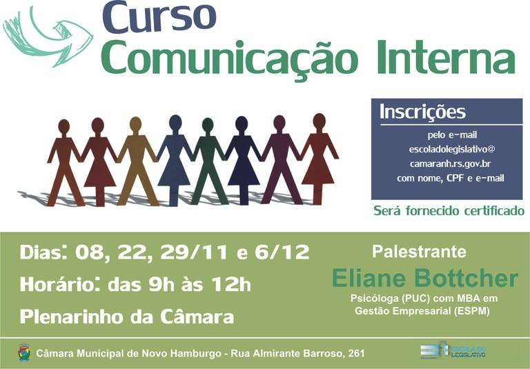 Curso Comunicação Interna 2016