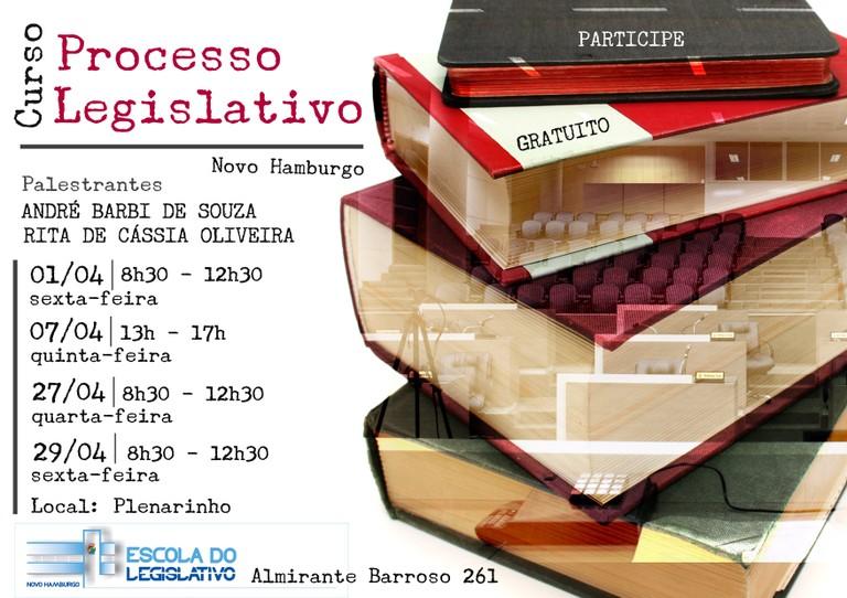 curso Processo Legislativo