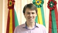 Ações educativas devem pautar gestão de Felipe à frente do Legislativo hamburguense