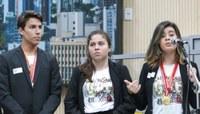 Alunos da EMEF Presidente Getúlio Vargas apresentam Grupo de Apoio Emocional