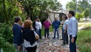 Reivindicação da Comissão de Obras resulta em abertura de rua em Canudos após 20 anos de apelos da comunidade