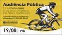 Audiência pública debate nesta quinta-feira o cicloturismo em Novo Hamburgo