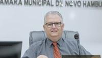 Câmara aprova nome do metalúrgico Nelson Steigleder para rua em Lomba Grande