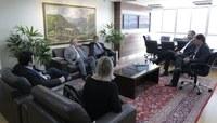 Câmara e TCE-RS reafirmam parceria para qualificação da gestão pública