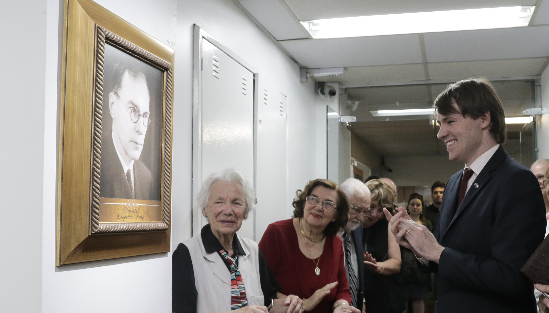 Câmara inaugura Memorial Leopoldo Petry