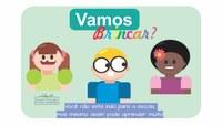 Câmara lança material com atividades lúdicas para as crianças brincarem durante o isolamento social