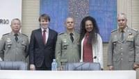 Câmara de Novo Hamburgo recebe evento de troca de comando do Policiamento Ostensivo do Vale do Sinos