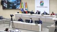 Câmara realiza sessão ordinária nesta quarta