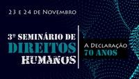 Câmara realizará Seminário de Direitos Humanos em parceria com a Feevale