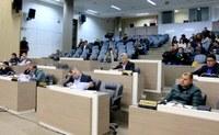 Câmara rejeita reajuste de subsídios de prefeito, vice-prefeito, secretários e vereadores