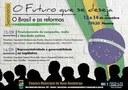 Câmara sediará seminário sobre reformas políticas