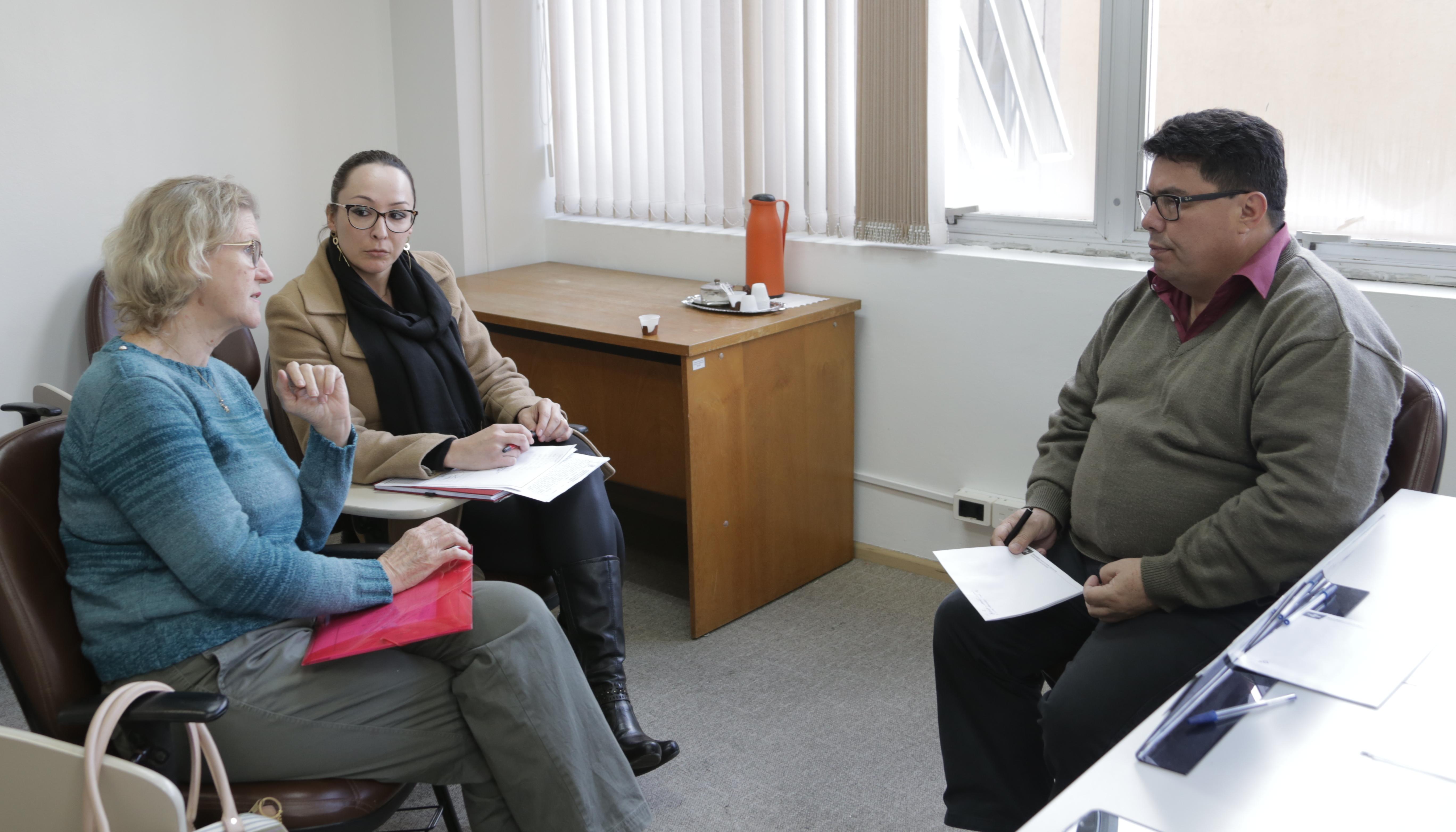 Moradora propõe criação de novo espaço de atendimento a pessoas com síndrome de Down