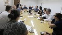 Comerciantes pedem apoio ao Legislativo para criar Política Municipal de Segurança Hídrica
