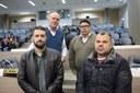 Comissão acompanhará trabalho dos produtores de Lomba Grande