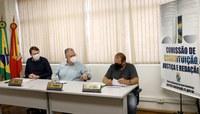 Comissão de Justiça e Redação faz última reunião do ano
