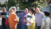 Comissão de Obras faz fiscalização em ruas atingidas por alagamentos