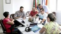 Comissão de Obras se reúne com secretário para definir ações de melhorias para o loteamento Morada das Rosas