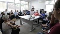 Comissão de Segurança cobra ações de prevenção no entorno do Colégio Cenecista