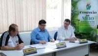 Comissão estuda moção de repúdio às queimadas na Amazônia
