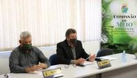 Comissão esclarece dúvidas sobre estiagem e fiscalização ambiental