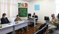Comissão recebe carta aberta de profissionais da cultura