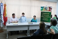 Comissões devem discutir alternativas para a Casa da Lomba