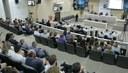 Comunidade lota plenário para debater situação do transporte público coletivo na cidade
