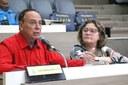 Dois suplentes substituem vereadores do MDB na sessão desta quarta