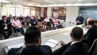 Formadas as comissões permanentes para o último ano da legislatura
