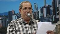 Gabriel Chassot pede melhorias em praça no bairro São José