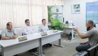 Gestor ambiental divulga projeto vencedor de prêmio nacional de sustentabilidade na Comam