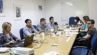 Grupo de apoio ao Vereador Mirim faz adequações técnicas às proposições dos alunos