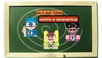 Câmara lança história infantil que orienta sobre o combate ao novo coronavírus