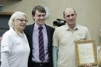 Legislativo celebra cinquentenário da Associação Hamburguesa de Apicultura