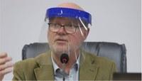 Legislativo é sanitizado para evitar propagação do novo coronavírus