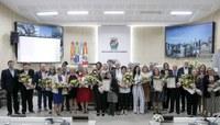 Legislativo reconhece mulheres que se destacaram em Novo Hamburgo