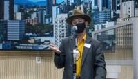 Líder comunitário defende apoio para talentos culturais hamburguenses