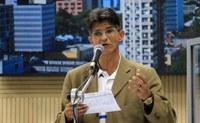 Líder comunitário ocupa Tribuna Popular