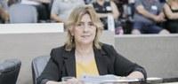 Lurdes Valim participará das próximas sessões da Câmara