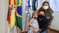Mãe busca mais visibilidade às pessoas com síndrome de Down