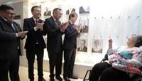 Noite de emoção na entrega do Título de Cidadã de Novo Hamburgo para Jurema Guterres
