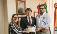 Parlamentares são convidados a participar do 30º Entrevero Cultural de Peões
