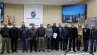 Parlamento Metropolitano busca solução para defasagem de efetivo policial na Região do Vale do Sapateiro