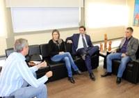 Parlamento Metropolitano é tema de reunião entre presidentes de Legislativos