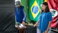 Projeto Vereador Mirim: Participação feminina é destaque nas eleições da EMEF Salgado Filho