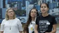 Pesquisas de estudantes do Colégio Estadual 25 de Julho recebem reconhecimento em feiras
