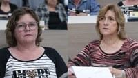 Plenário da Câmara volta a receber quatro vereadoras