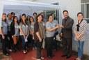 Presidente da Câmara participa de inauguração de novo centro de assistência social