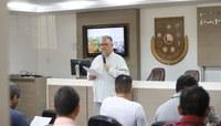 Presidente do Legislativo hamburguense presta contas da gestão 2019