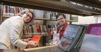 Biblioteca da Trensurb terá material de divulgação de campanha pelo fim da violência contra a mulher